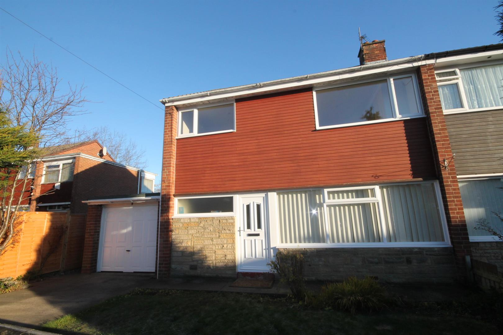 3 Bedrooms Semi Detached House for sale in Bolton Grove, Bishop Auckland
